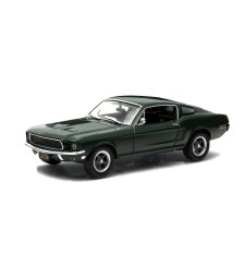 Bullitt (1968) - 1968 Ford Mustang - Hollywood Series 3