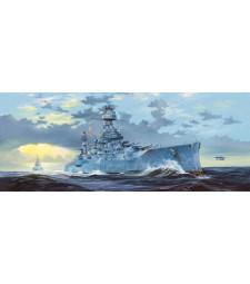 1:350 Боен кораб Texas BB-35