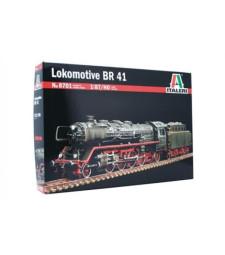 1:87 Парен локомотив серия-41, епоха III LOKOMOTIVE BR41, H0