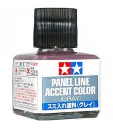 Смивка за подчертаване на детайли (Сив цвят) - 40ml