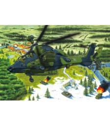 1:72 Мултинационален вертолет за огнева поддръжка Eurocopter EC-665 Tiger UHT
