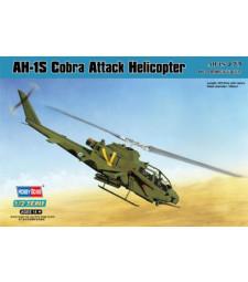 1:72 Американски вертолет на за огнева поддръжка Бел АХ-1С Кобра (Bell AH-1S Cobra)