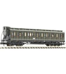 Пътнически вагон 2 класа type B4 pr04 на Германските национални железници (DRG), епоха II