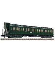 Пътнически вагон 2 и 3 класа type BC pr04 на Германските национални железници (DRG), епоха II