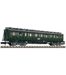 Пътнически вагон 3 класа type BC pr04 на Германските национални железници (DRG), епоха II