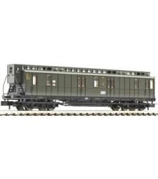 Пощенски вагон 4-b-17 на Германски национални железници (DRG), епоха II