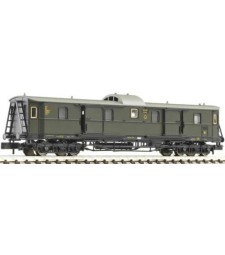 Вагон за багаж тип pr04 PW4 на Германските национални железници (DRG), епоха II