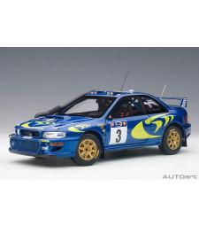 Subaru Impreza WRC 1997 Rally Safari McRae/Grist #3
