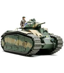 1:35 Френски боен танк B1 bis