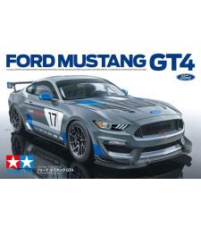 1:24 Състезателен автомобил Ford Mustang GT4