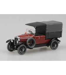Laurin & Klement Combi Body 1927 - Dark Brown