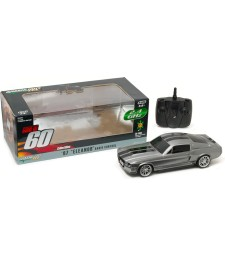 "Gone in Sixty Seconds (2000) - 1967 Ford Mustang ""Eleanor"" Remote Control"