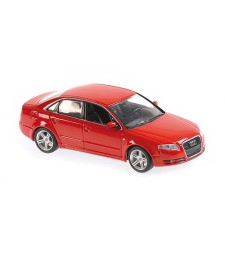 AUDI A4 - 2004 - RED - MAXICHAMPS