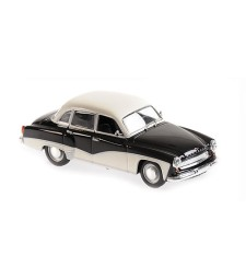WARTBURG A 311 - 1958 - BLACK/WHITE – MAXICHAMPS