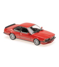 BMW 635 CSI (E24) - 1982 - RED - MAXICHAMPS