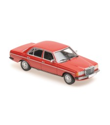 MERCEDES-BENZ (W123) 230E - 1982 - RED - MAXICHAMPS