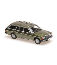 MERCEDES-BENZ (W123) 230TE - 1982 - GREEN METALLIC - MAXICHAMPS