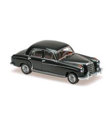 MERCEDES-BENZ 220S - 1956 - DARK GREEN - MAXICHAMPS