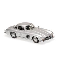 MERCEDES-BENZ 300 SL (W198 I) – 1955 – SILVER - MAXICHAMPS