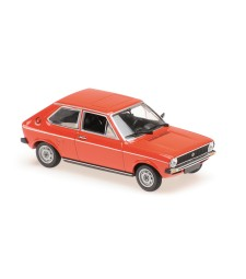VOLKSWAGEN POLO - 1979 - RED - MAXICHAMPS