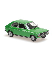 VOLKSWAGEN POLO - 1979 - GREEN - MAXICHAMPS