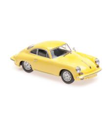 PORSCHE 356 CARRERA 2 – 1963 – YELLOW - MAXICHAMPS