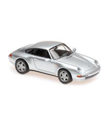 PORSCHE 911 (993) - 1993 - SILVER - MAXICHAMPS