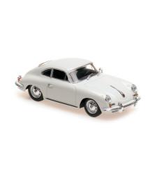 PORSCHE 356 B COUPE – 1961 – GREY - MAXICHAMPS