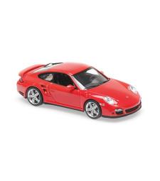 PORSCHE 911 TURBO (997) - 2006 - RED