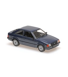 FORD ESCORT - 1981 - BLUE - MAXICHAMPS