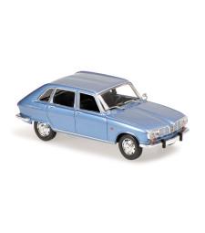 RENAULT 16 - 1965 - LIGHT BLUE METALLIC - MAXICHAMPS