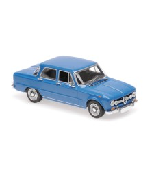 ALFA ROMEO GIULIA 1600 - 1970 - DARK BLUE - MAXICHAMPS