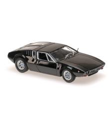 DETOMASO MANGUSTA - 1967 - BLACK - MAXICHAMPS