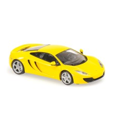 MCLAREN 12C - 2011 - YELLOW - MAXICHAMPS