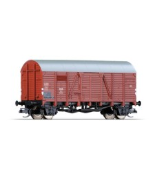 Покрит товарен вагон Bauart Gms, OBB, епоха III