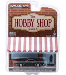 1968 Chevrolet Camaro RS/SS with Race Car Driver Solid Pack - The Hobby Shop Series 6