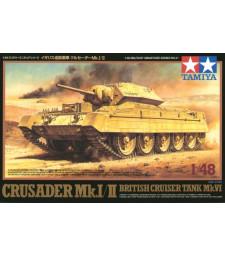 1:48 Британски танк Crusader Mk.I/II, Cruiser Mk.VI