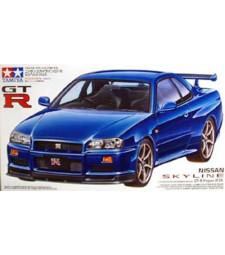 1:24 Автомобил Nissan Skyline GT-R V-spec R34