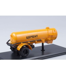 TC-4 Cement Trailer - yellow