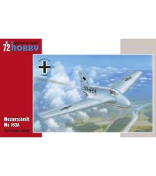 1:72 Германски ракетоплан Messerschmitt Me 163A