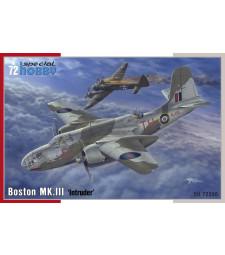 1:72 Американски бомбардировач Boston MK.III Intruder