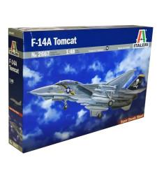 """1:48 Американски изтребител Груман Ф-14А """"Котарак"""" (Grumman F-14A Tomcat)"""