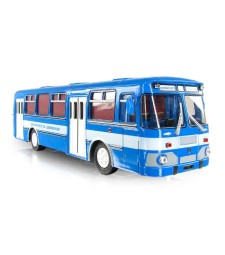 LIAZ-677M Bus Road Traffic Safety Service