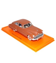 BUICK ROADMASTER 24 - TINTIN AU PAYS DE L'OR NOIR - Tintin Collection by Atlas