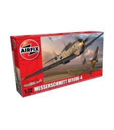 1:72 Германски изтребител Messerschmitt Bf109E-4