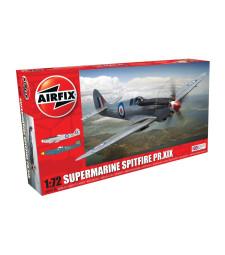 1:72 Британски изтребител Supermarine Spitfire Pr.XIX - New livery