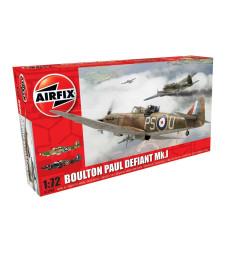 1:72 Британски прехващач Boulton Paul Defiant Mk.I