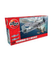 1:72 Американски изтребител Grumman F4F-4 Wildcat