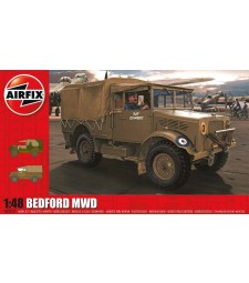 1:48 Британски военен автомобил Bedford MWD Light Truck