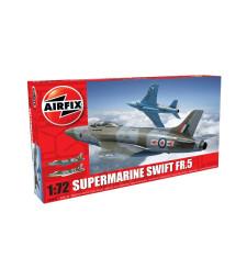 1:72 Британски изтребител Supermarine Swift F.R. Mk5